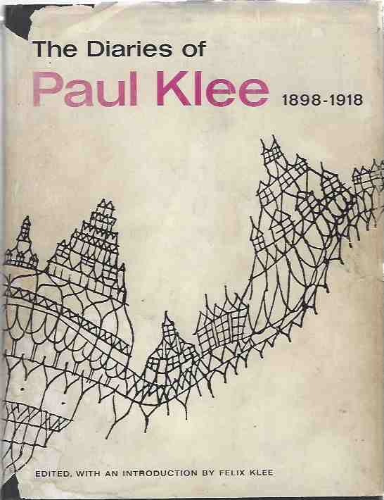 Image for The Diaries of Paul Klee 1898-1918