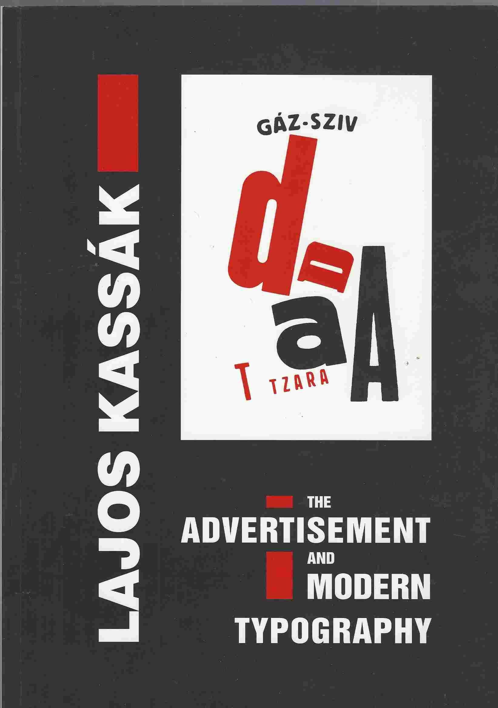 Image for The Advertisement and Modern Typography