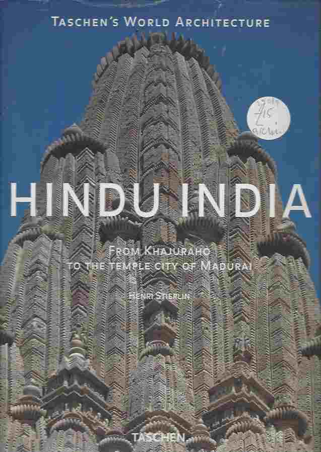 Image for Hindu India  From Khajuraho to the Temple City of Madurai
