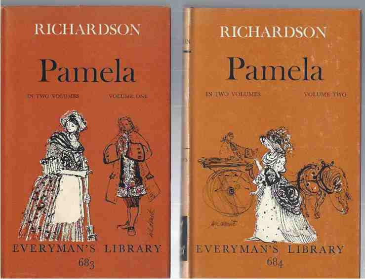 Image for Pamela (Two Vols)