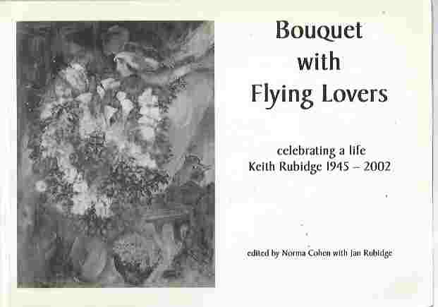 Image for Bouquet with Flying Lovers Celebratign a life Keith Rubidge 1945 - 2002