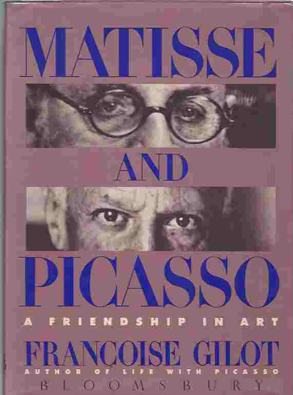 Image for Matisse and Picasso, A Friendship in Art