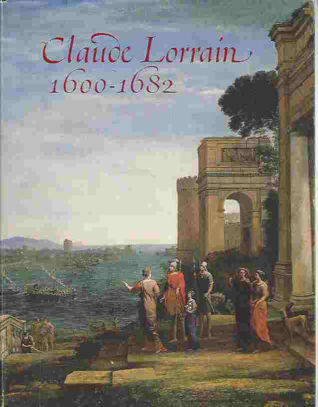 Image for Claude Lorrain 1600-1682
