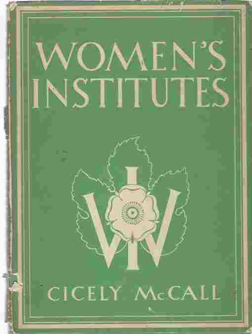 Image for Women's Institutes