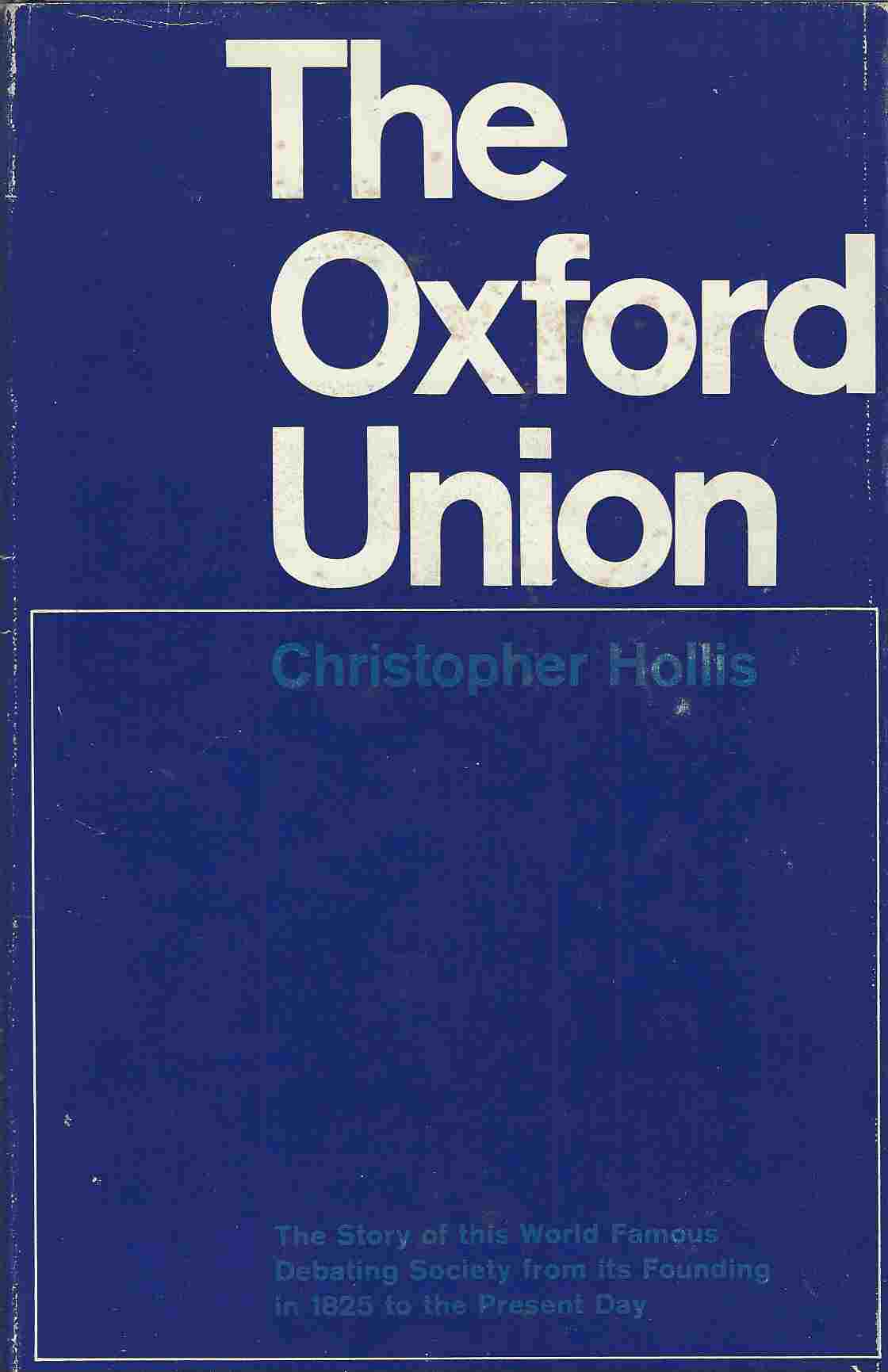 Image for The Oxford Union