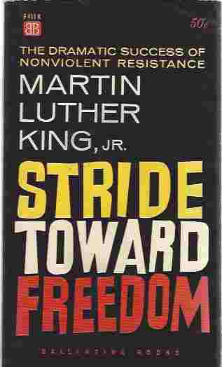 Image for Stride Toward Freedom