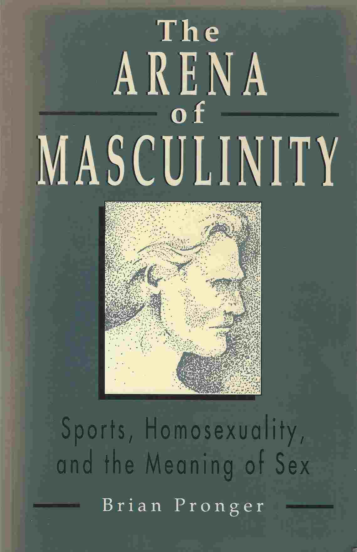 Image for Arens of Masculinity