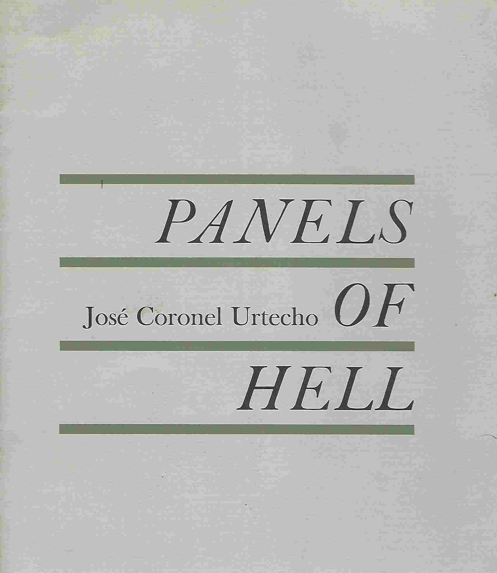 Image for Panels of Hell