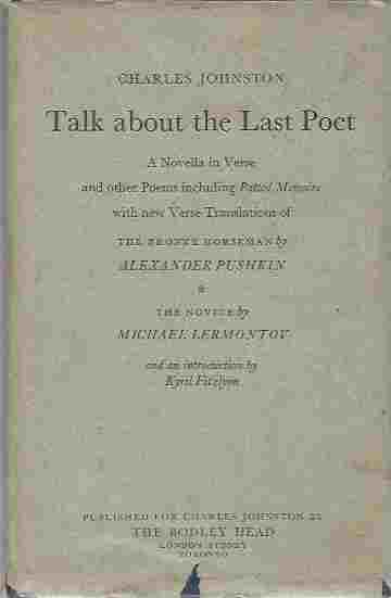 Image for Talk about the Last Poet