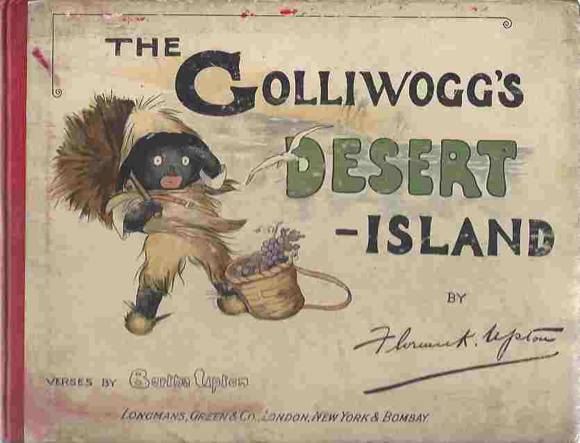 Image for The Golliwogg's Desert Island