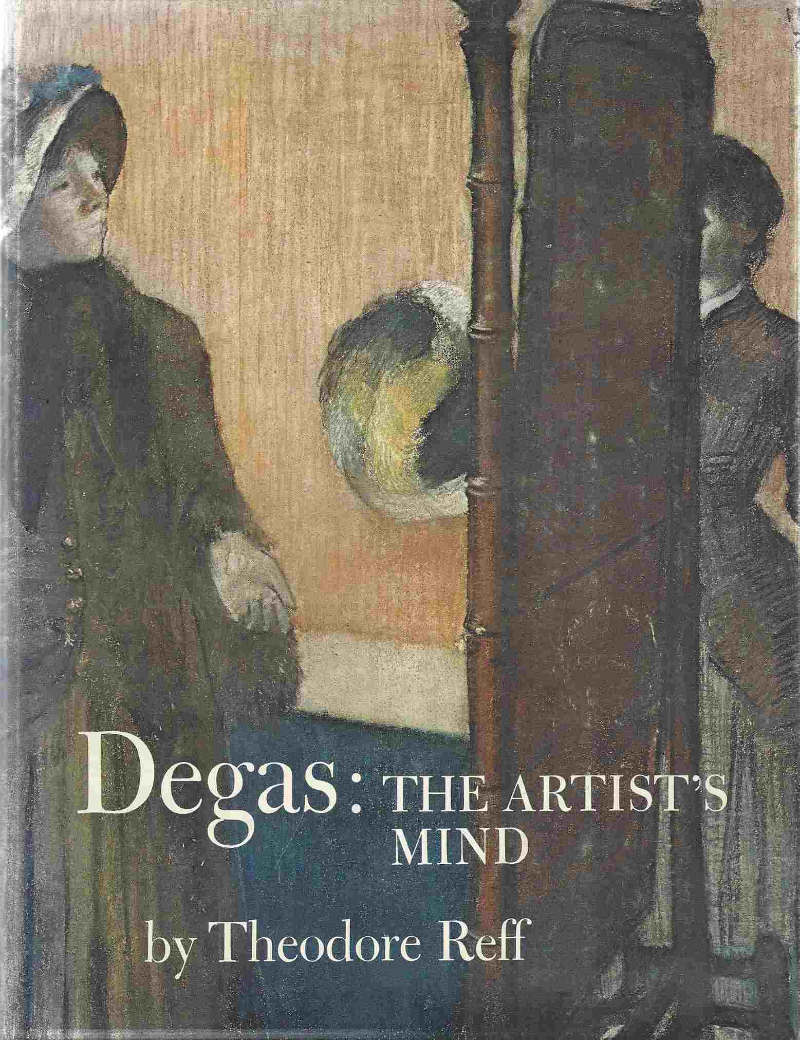 Image for Degas  The Artist's Mind