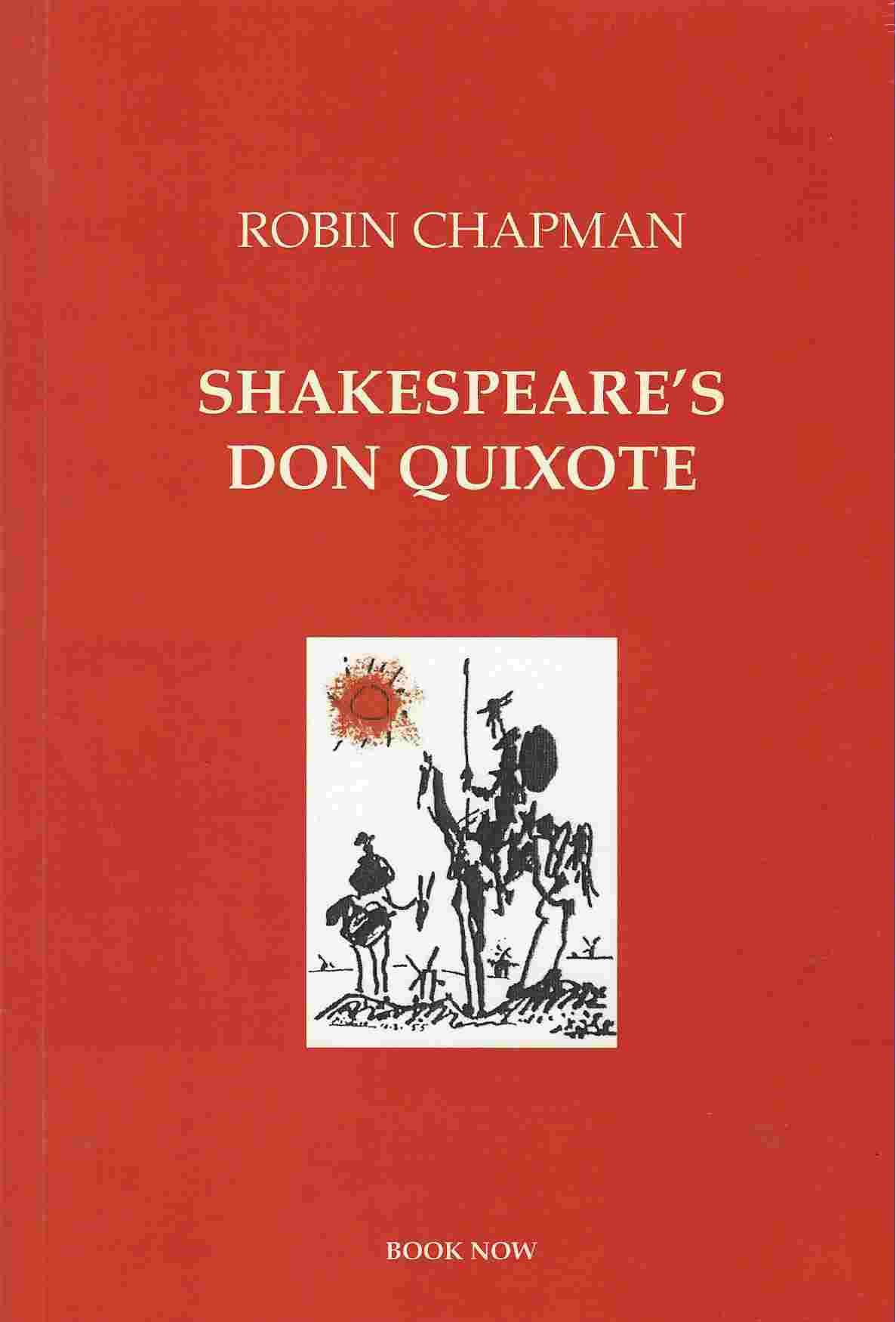 Image for Shakespeare's Don Quixote