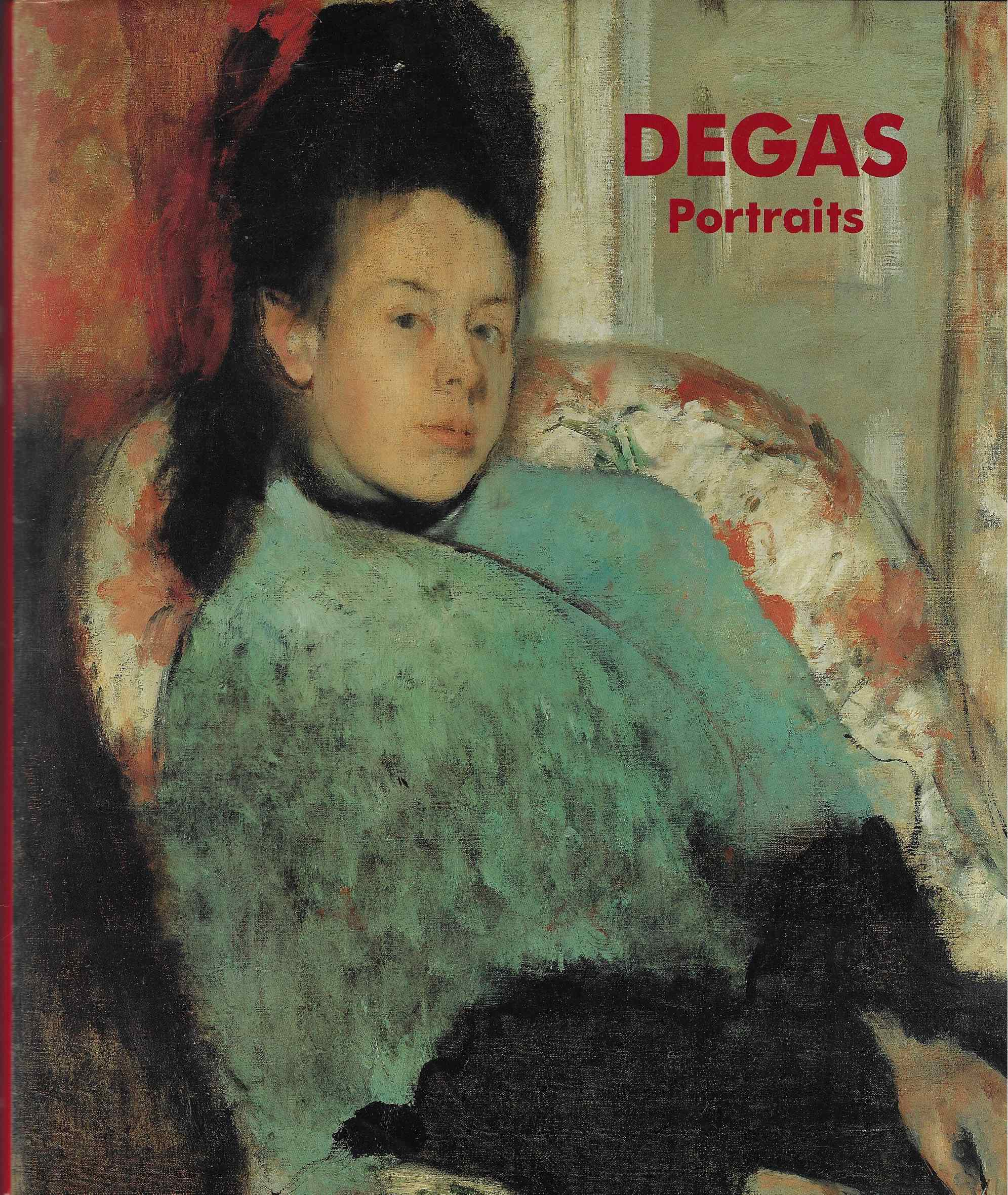 Image for Degas Portraits