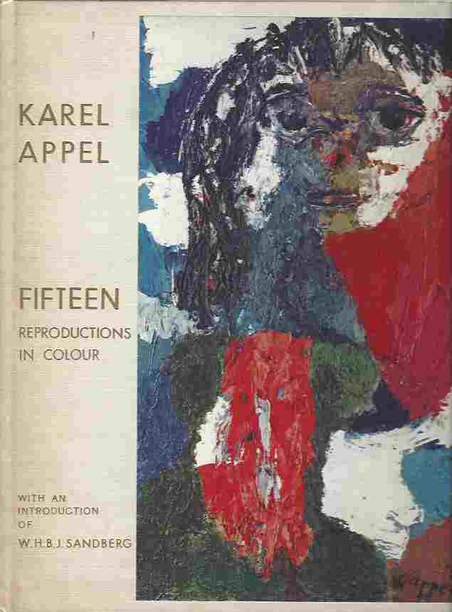 Image for Karel Appel : Fifteen Reproductions in Colour