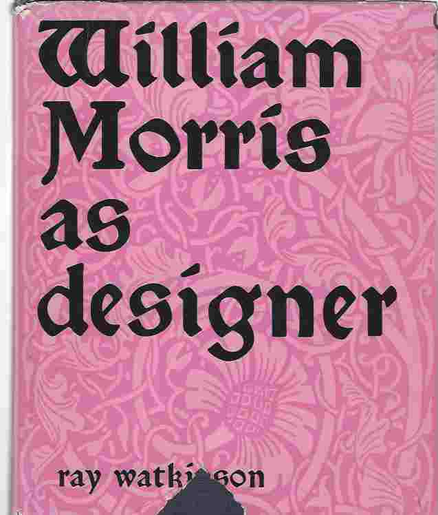 Image for William Morris as Designer.