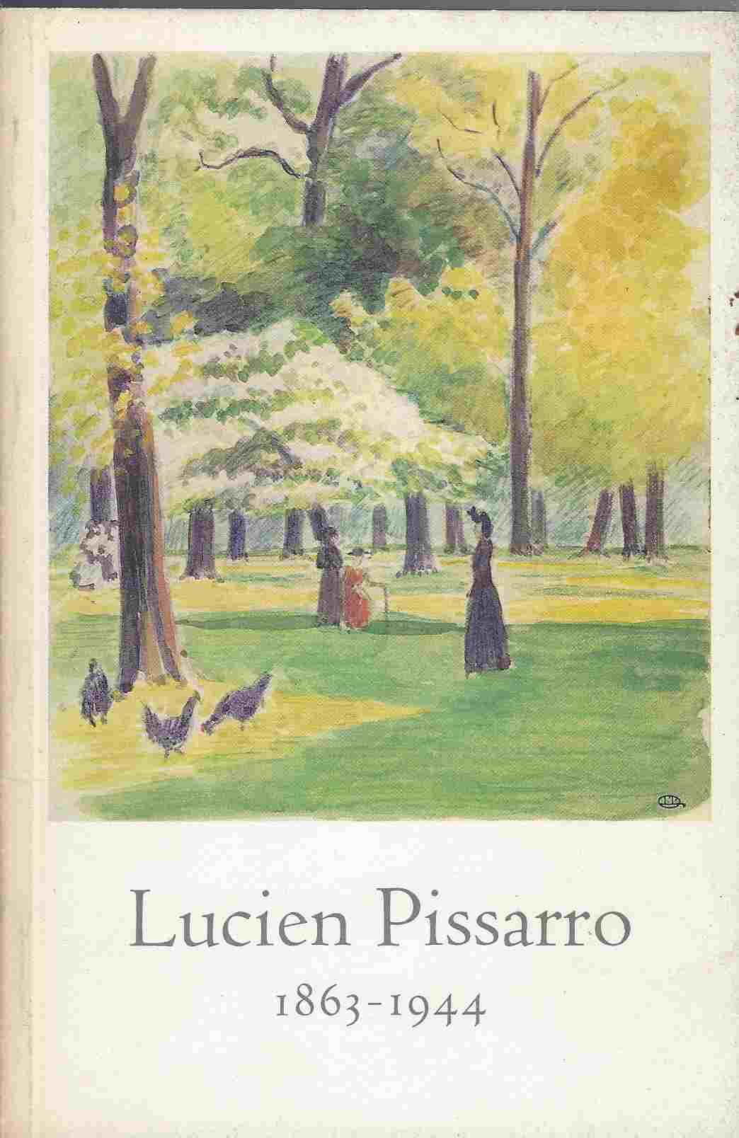 Image for Lucien Pissarro, 1863-1944  2 November to 3 December 1977
