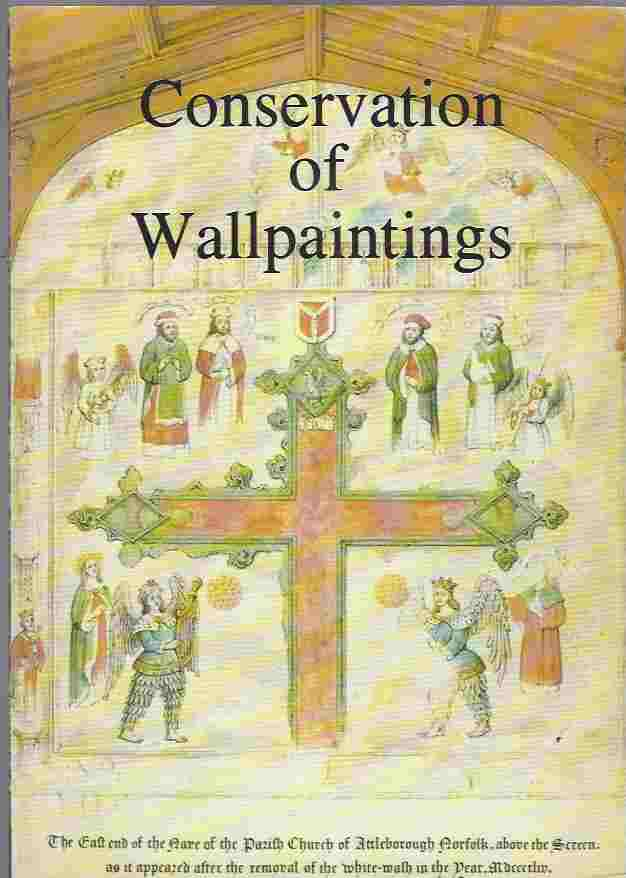Image for Conservation of Wallpaintings - The International Scene