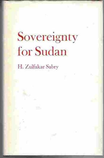 Image for Sovereignty for Sudan