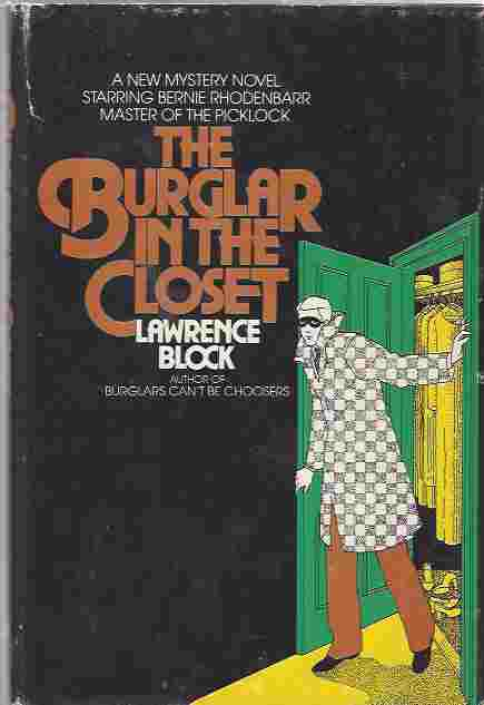 Image for The Burglar in the Closet