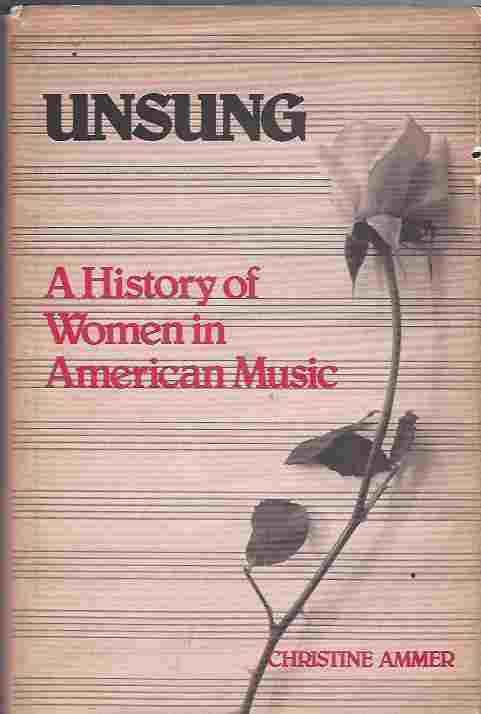 Image for Unsung  History of Women in American Music