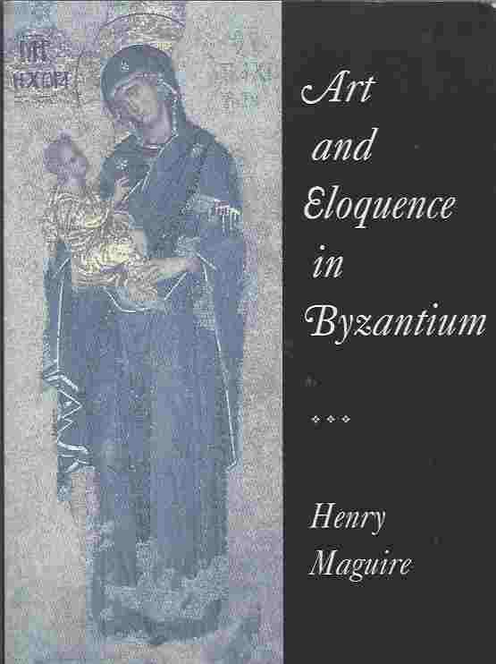 Image for Art and Eloquence in Byzantium