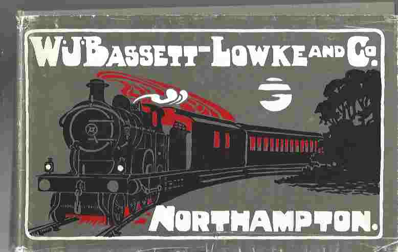Image for W.J. Bassett-Lowke - 1904-5 Catalogue
