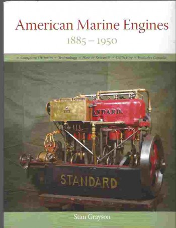 Image for American Marine Engines  1885-1950