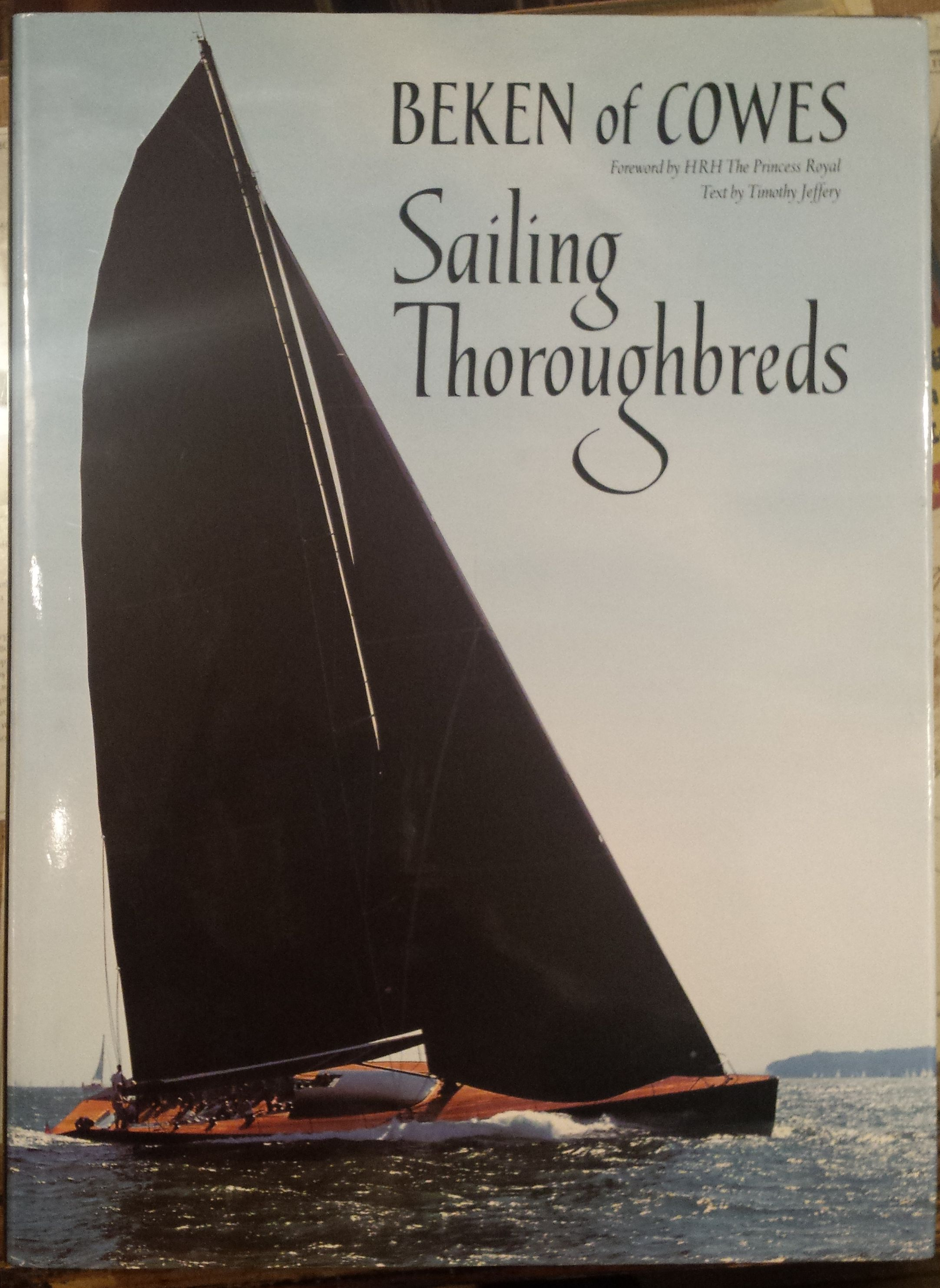Sailing Thoroughbreds Illustrated