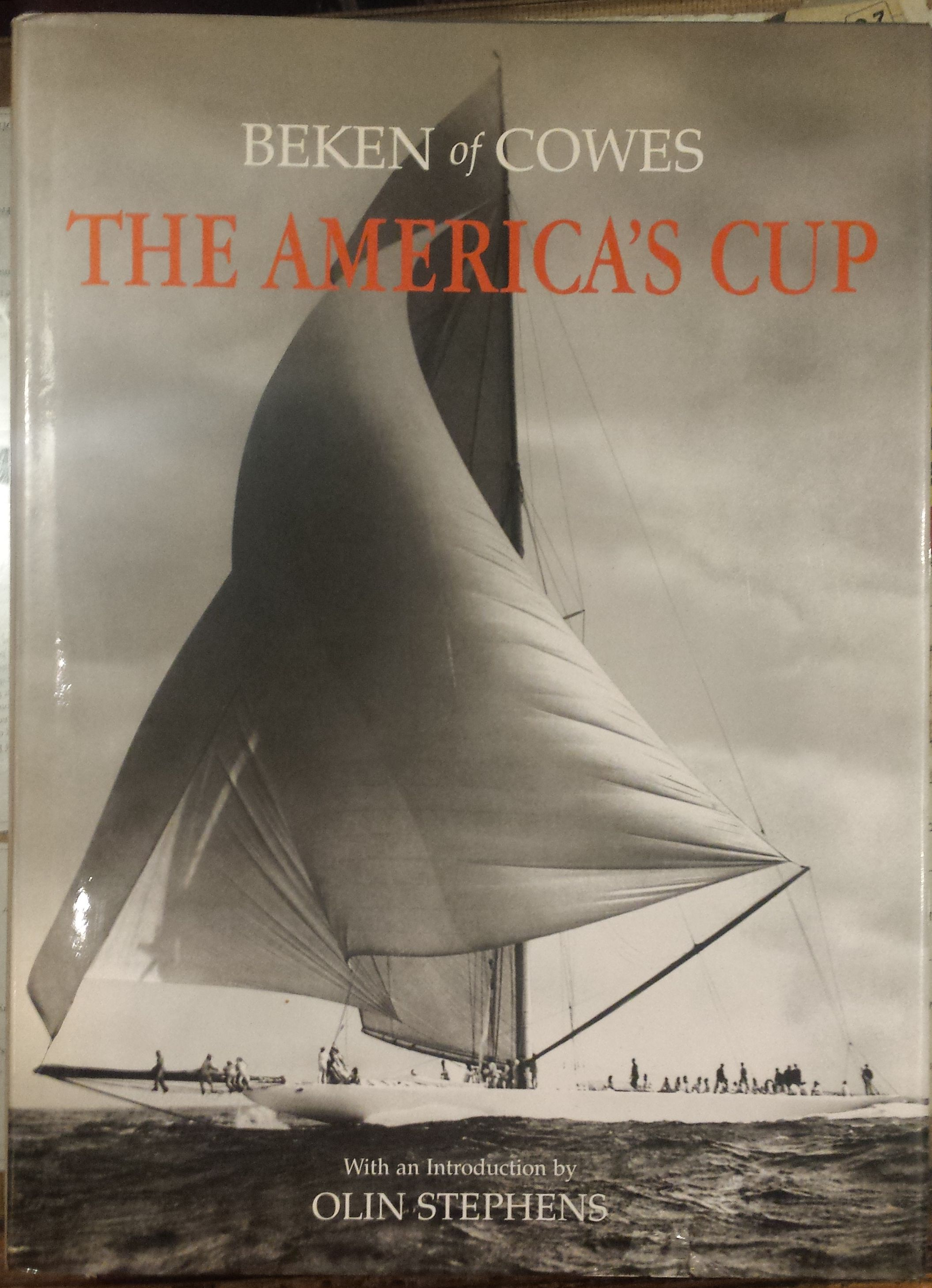 Image for The America's Cup