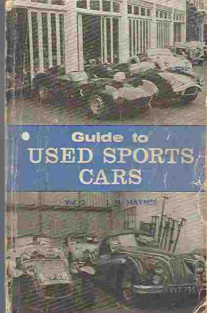 Image for Guide to Used Sports Cars, Vol 2