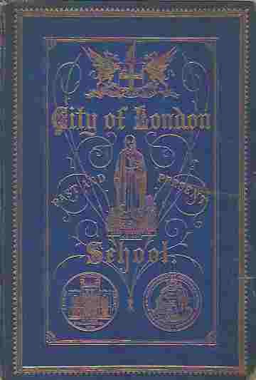 Image for City of London School, Past and Present