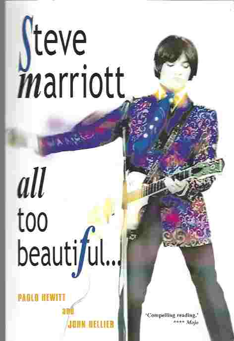 Image for Steve Marriott, All Too Beautiful