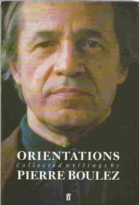 Image for Orientations  Collected Writings