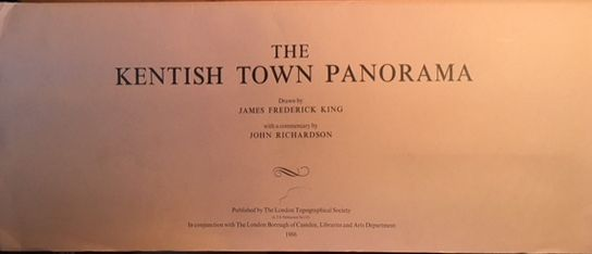 Image for The Kentish Town Panorama