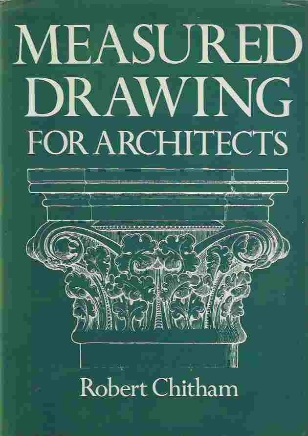 Image for Measured Drawings for Architects