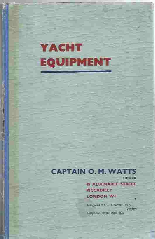 Image for Marine Equipment