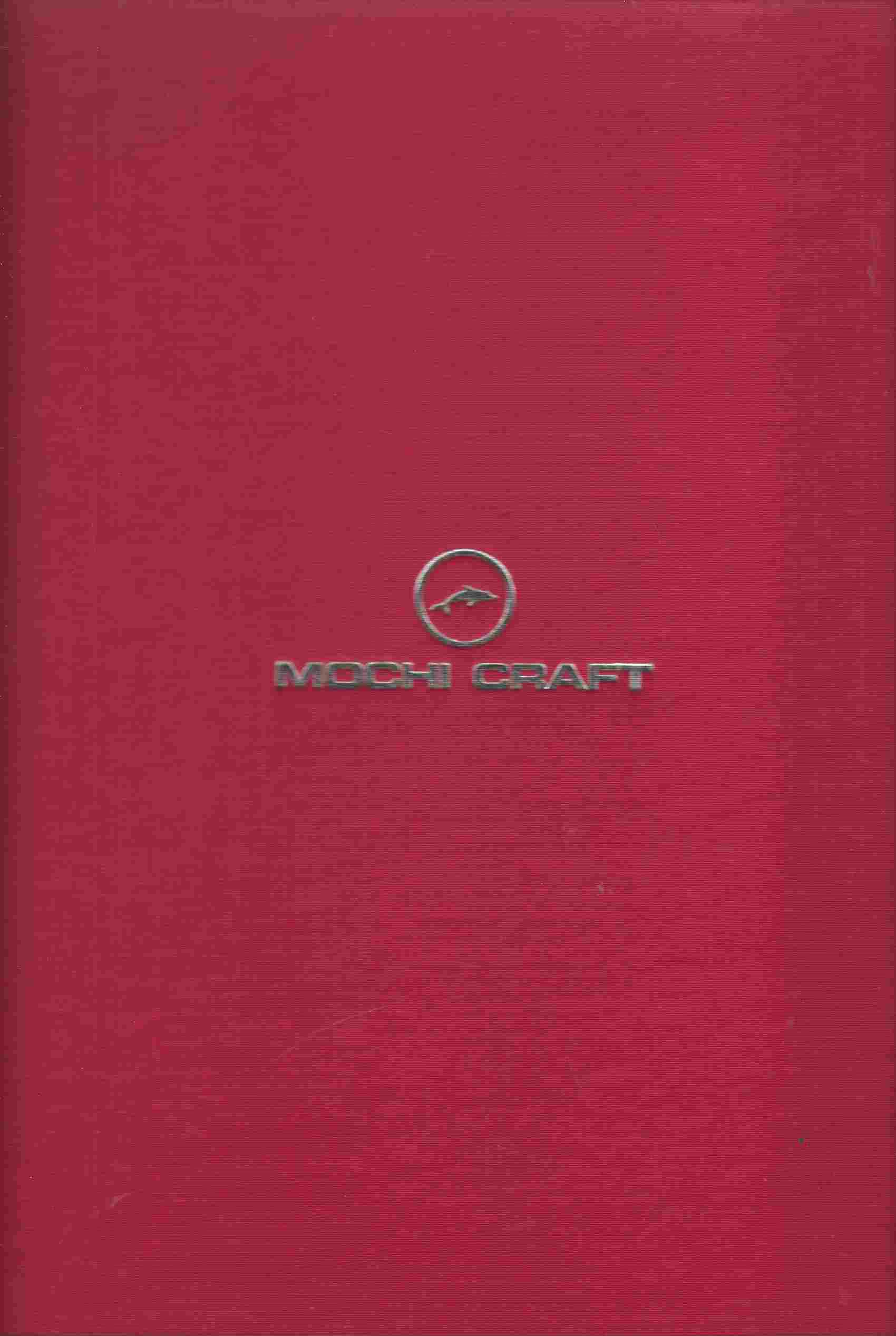 Image for Mochi Craft : A New Approach to the Sea