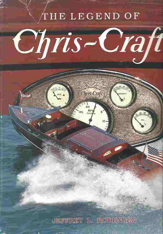 Image for Legend of Chris-Craft