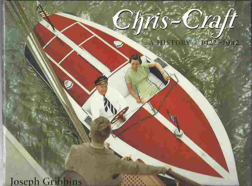 Image for Chris-craft  A History