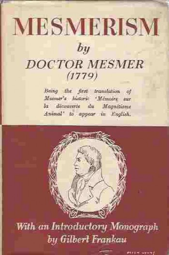 Image for Mesmerism By Doctor Mesmer