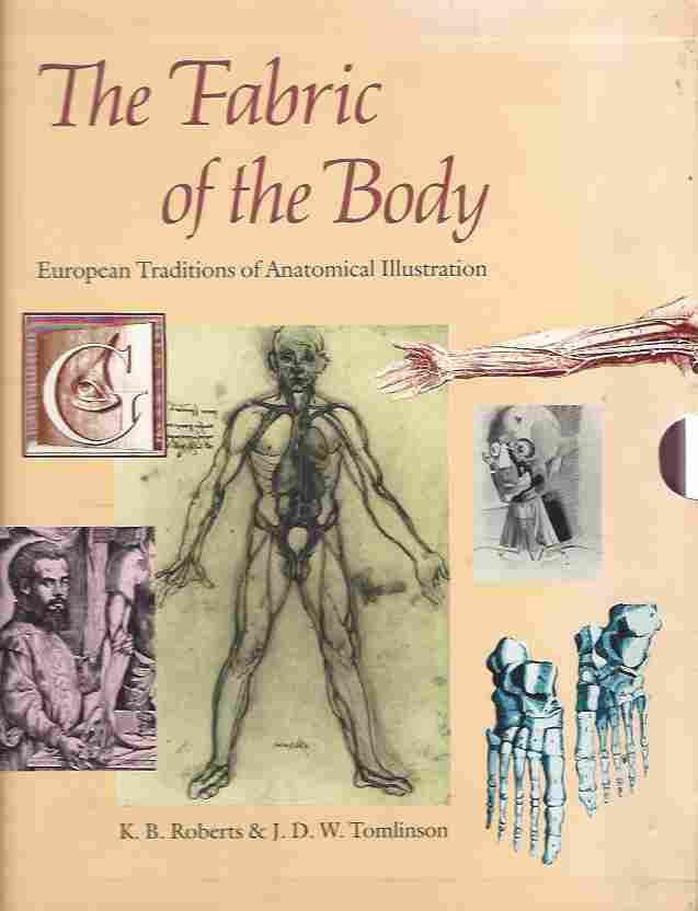 Image for The Fabric of the Body  European Traditions of Anatomical Illustration