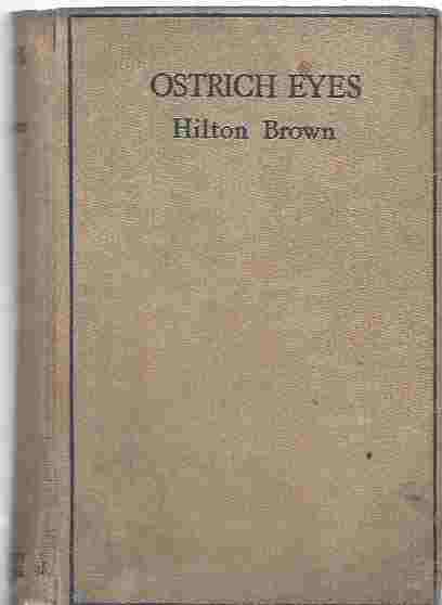 Image for Ostrich Eyes