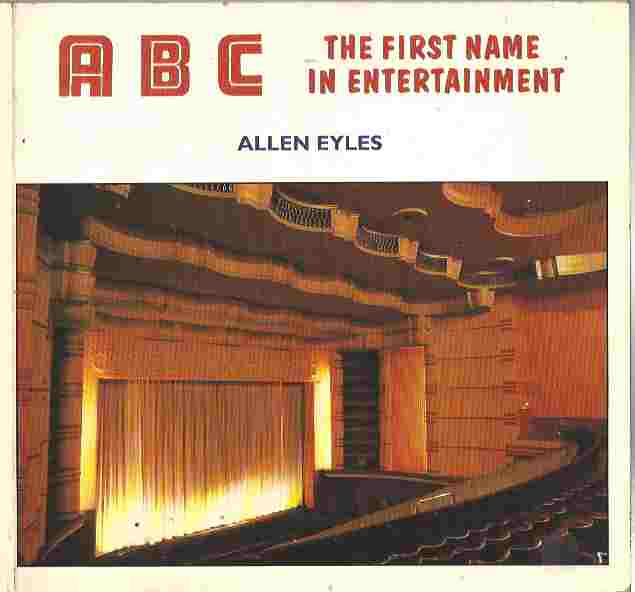 Image for ABC:  The First Name in Entertainment