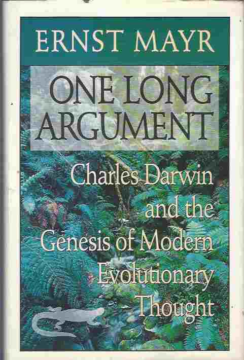 Image for One Long Argument  Charles Darwin And the Genesis of Modern Evolutionary Thought