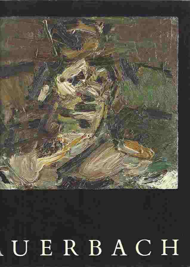 Image for Frank Auerbach: Paintings and Drawings 1977-1985. British Pavilion. XLII Venive Biennale