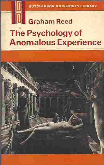 Image for Psychology of Anomalous Experience