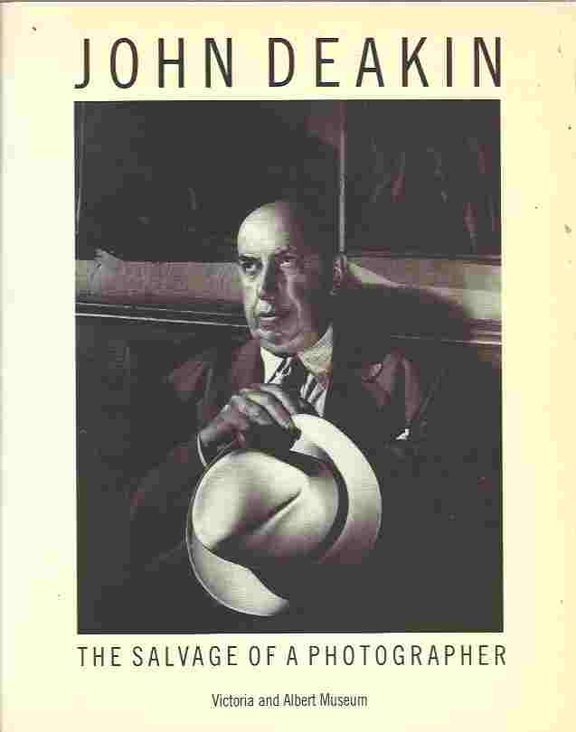 Image for John Deakin: The Salvage of a Photographer
