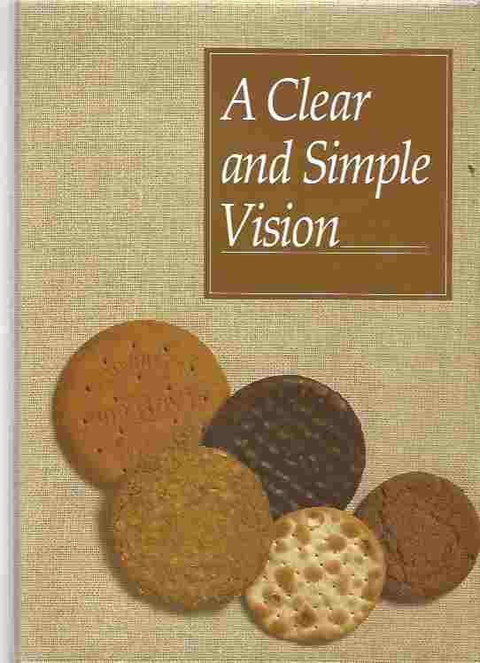 Image for A Clear and Simple Vision [signed copy]