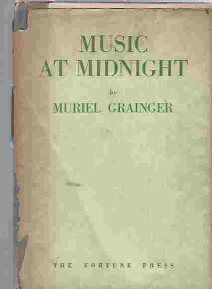 Image for Music at Midnight. [Signed copy]
