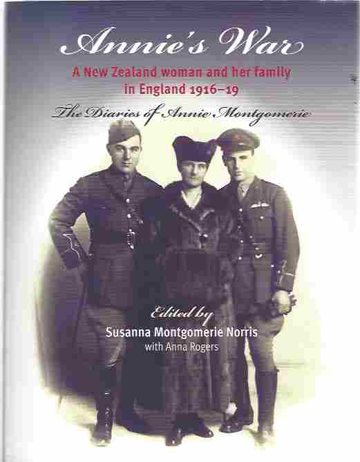 Image for Annie's War  A New Zealand Woman and Her Family in England 1916-19